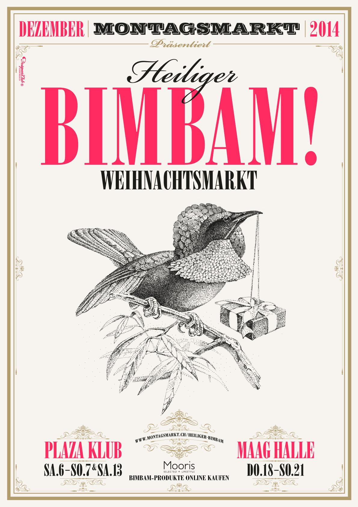 Heiliger Bimbam – Bitboard vom 19. bis 21.12. am Weihnachtsmarkt