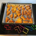 Tetris-Kekse für den Weihnachtsmarkt