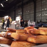 Kekse am Bitboard-Stand