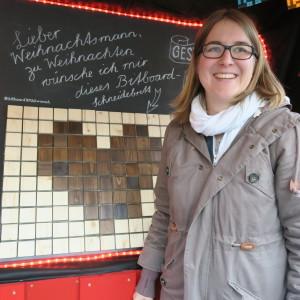 Frau M hat bekanntlich ein grosses Herz für Kulinarisches
