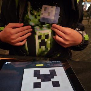 Vom Pixel-Game zum Pixel-Brett