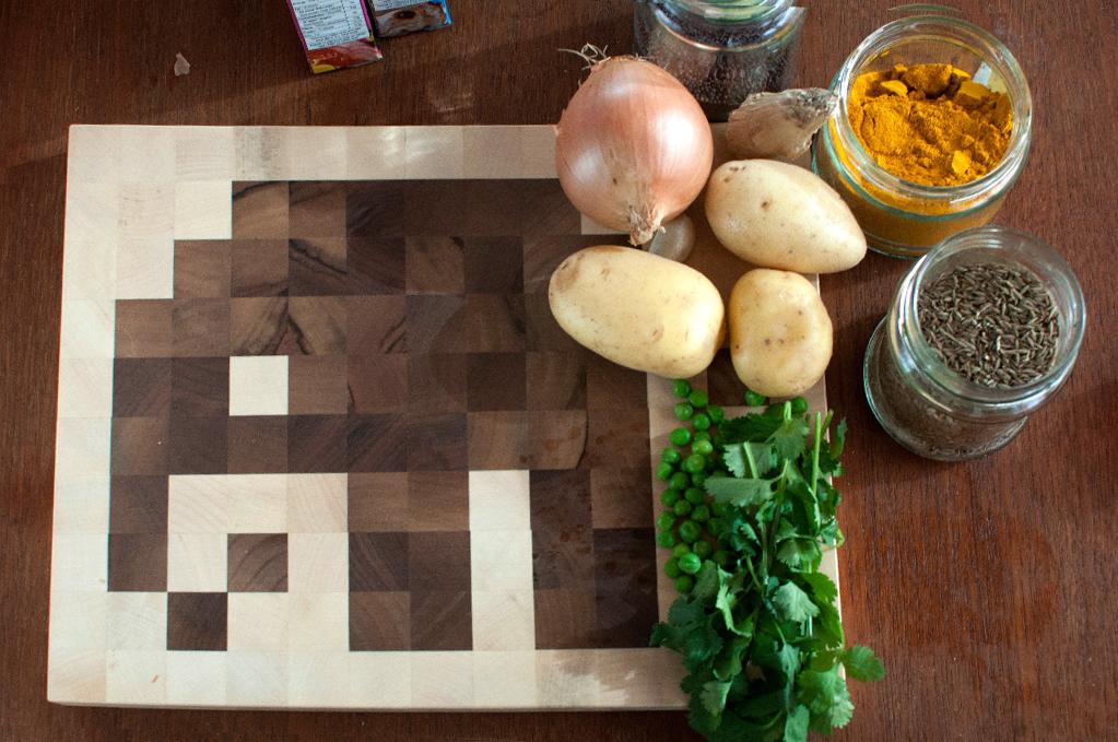 Blätterteig-Samosa – Fast Food auf Indisch
