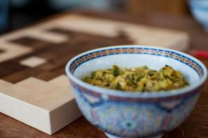 Okra-Curry